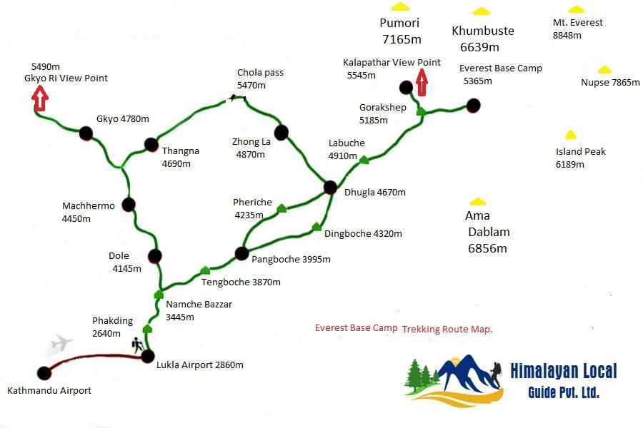 Tengboche Monastery Trek - 9 Days